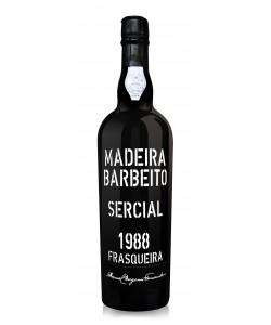 Sercial 88 - Frasqueira MEF