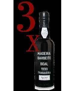 Boal 1999 - 3 Bottles